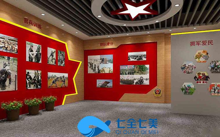 企业党建展厅建设方案