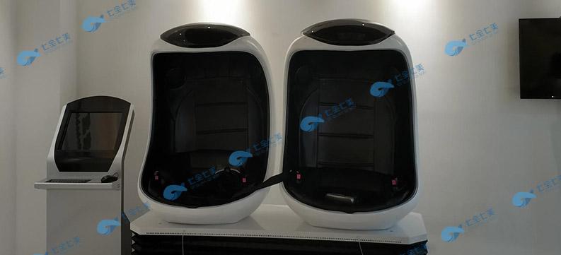VR虚拟现实设备在展厅展馆中的应用