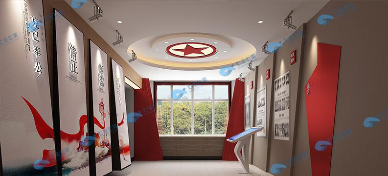 VR党建红色展厅-vr展馆智能化红色学习教育学习