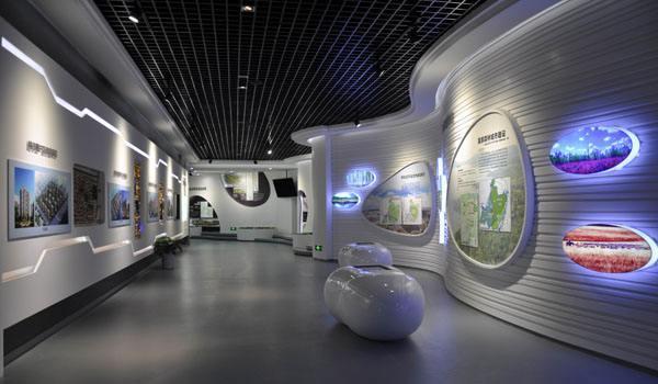 多媒体企业展厅数字化设备展示优点
