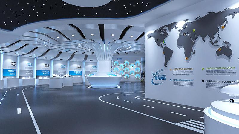多媒体展厅设计选择公司注意事项