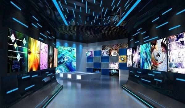 多媒体展数字展馆,多媒体文物馆