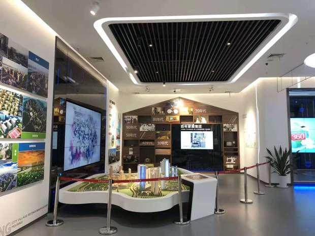 规划智能化展览馆时要特别注意:合理进行展厅布展规划