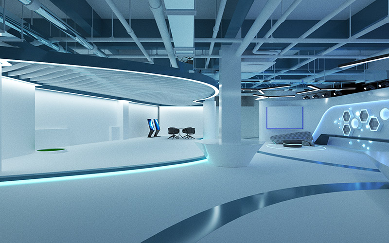 数字化展厅设计服务主题原则