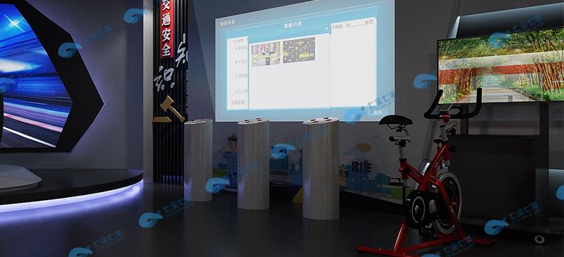 青少年法治展厅多媒体设计-法制教育科普馆,法制教育基地解决方案