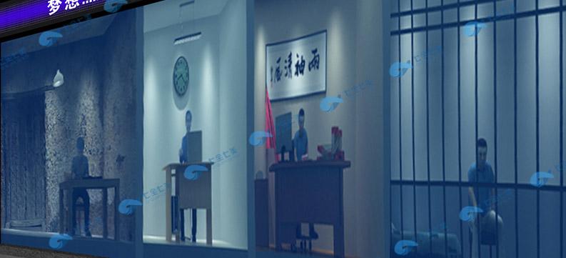 多媒体廉政展厅方案设计-数字党建廉政教育展厅常用设备有哪些?