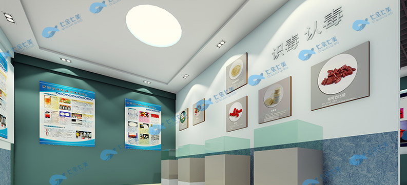未成年禁毒教育基地数字化产品,现代化禁毒科普馆建设